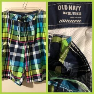 Men's Old Navy XXL board shorts
